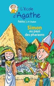 Jean-Philippe Chabot et  Pakita - Simon au pays des pharaons.
