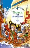 Jean-Philippe Chabot et  Pakita - Thomas est un vrai pirate.