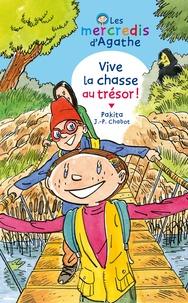 Jean-Philippe Chabot et  Pakita - Vive la chasse au trésor (Les mercredis d'Agathe).