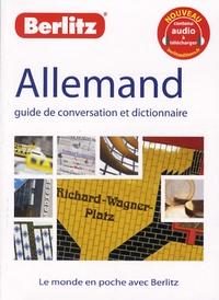 Paloma Cabot - Allemand - Guide de conversation et dictionnaire.