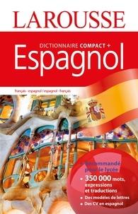 Paloma Cabot et Nathalie Da Silva - Dictionnaire Compact plus Français-Espagnol/Espagnol-Français.