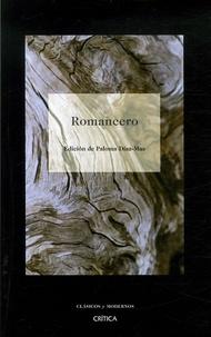 Paloma Diaz-Mas - Romancero - Edition en langue espagnole.
