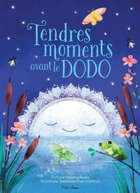 Paloma Rossa et Stephanie Fizer Coleman - Tendres moments avant le dodo.