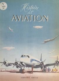 Paluel-Marmont et Jean-Jacques Pichard - Histoire de l'aviation racontée à la jeunesse.