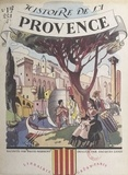 Paluel-Marmont et Jacques Liozu - Histoire de la Provence.