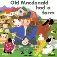 Pam Adams - Old Macdonald had a Farm. 1 CD audio