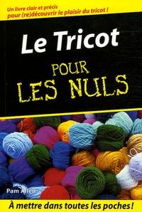 Pam Allen - Le Tricot pour les Nuls.