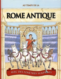 Histoiresdenlire.be Au temps de la Rome antique Image