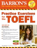 Pamela J. Sharpe - Practice Exercises for the TOEFL. 1 CD audio MP3