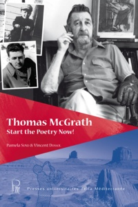 Pamela Sund et Vincent Dussol - Thomas McGrath - Start the Poetry Now!.