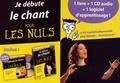 Pamelia Phillips et Eléonore Jost - Coffret Je débute le chant pour les Nuls. 1 Cédérom + 1 CD audio