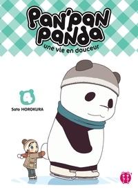 Sato Horokura - Pan'Pan Panda, une vie en douceur T04.