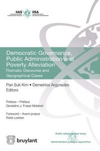 Democratic Governance, Public Administration and Poverty Alleviation - Thematic Discourse and Geographical Cases.pdf