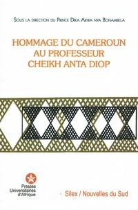Panafrika/Silex - Hommage du Cameroun au professeur Cheikh Anta Diop.