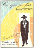 Panaït Istrati - .