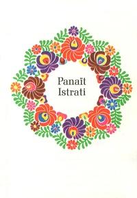 Panaït Istrati - La jeunesse d'Adrien Zograffi - Codine ; Mikhaïl ; Mes départs ; Le pêcheur d'éponges.