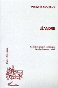 Panayotis Soutsos - Léandre.
