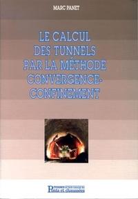Panet - Calcul des tunnels par la méthode convergence-confinement.