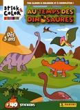 Panini - Au temps des dinosaures.