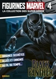 Panini - Figurine Black Panther nº4.