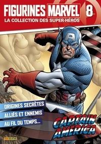 Panini - Figurine Captain America nº8.