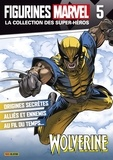 Panini - Figurine Wolverine nº5.