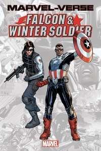 Panini - Marvel-Verse  : Falcon & Winter Soldier.