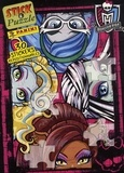 Panini - Monster High - 30 stickers repositionnables.