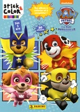 Panini - Paw Patrol - Stick & Color.