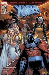 Panini - Secret wars : X-men 2.
