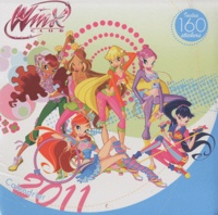 Panini - Winx Club - Calendrier 2011.