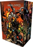 Panini - X-Men  : Coffret en 5 volumes : X-Men : Le massacre mutant ; X-Men : Inferno ; X-Men : X-tinction programmée ; Wolverine : Old man Logan ; X-Men : Schism.