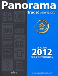 Deedr.fr Panorama TradeDimensions - Le guide 2012 de la distribution Image
