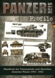 Panzer Aces - Profile - Tarnanstriche und Erkennungszeichen der deutschen Panzer von 1935 bis 1945.