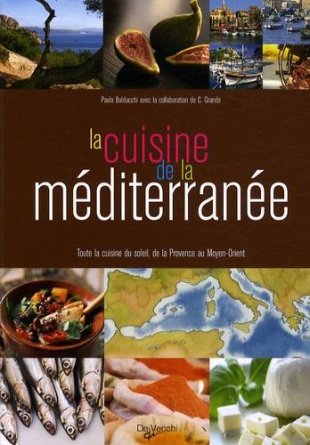 Paola Balducchi - La cuisine de la Méditerranée.