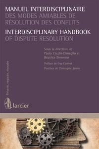 Manuel interdisciplinaire des modes amiables de résolution des conflits.pdf