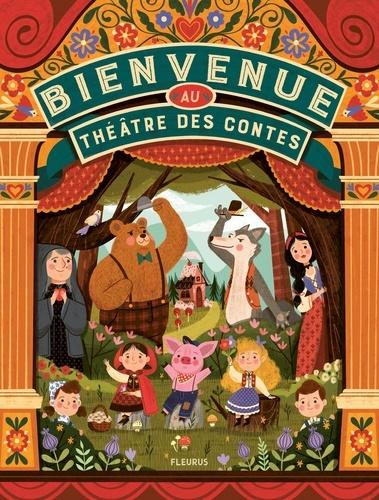 Bienvenue au théâtre des contes