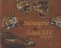 La ménagerie de Louis XIV peinte par Pieter Boel.pdf