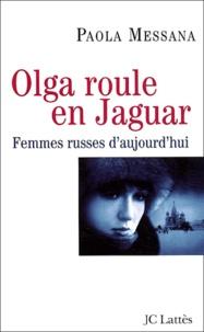 Deedr.fr Olga roule en Jaguar - Femmes russes d'aujourd'hui Image