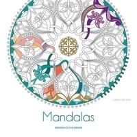 Paola Piacco - Mandalas - Dessins à colorier.