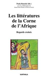 Paola Ranzini - Les littératures de la Corne de l'Afrique - Regards croisés.