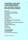 Paola Ranzini - Théâtre italien contemporain - Des auteurs pour le nouveau millénaire.