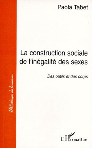 Paola Tabet - La construction sociale de l'inégalité des sexes - Des outils et des corps.