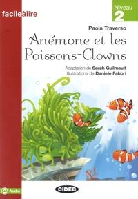 Deedr.fr Anémone et les poissons-clowns - Niveau 2 Image