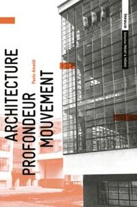 Paolo Amaldi - Architecture. Profondeur. Mouvement.