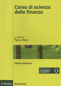 Paolo Bosi - Corso di scienza delle finanze.
