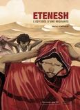 Paolo Castaldi - Etenesh - L'odyssée d'une migrante.
