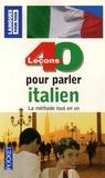 Paolo Cifarelli - 40 leçons pour parler italien.