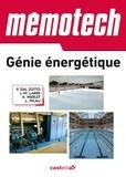 Paolo Dal Zotto et J-M Larre - Génie énergétique - Bac Pro, Bac STI2D, BTS, DUT.