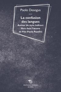 Paolo Desogus - La confusion des langues.